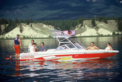 WaterSports on Lake Boat Charters